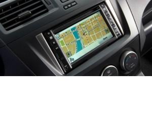 Mazda5, Tom Tom Navigation, ma631, 25.10.2010