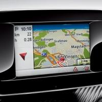 Nawigacja Becker map pilot w samochodach marki mercedes