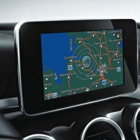 Mercedes Garmin map pilot NTG5