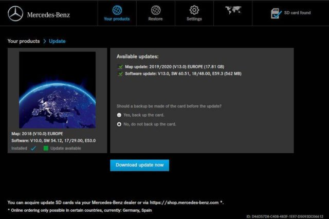 Garmin map pilot aktualizacja mapy